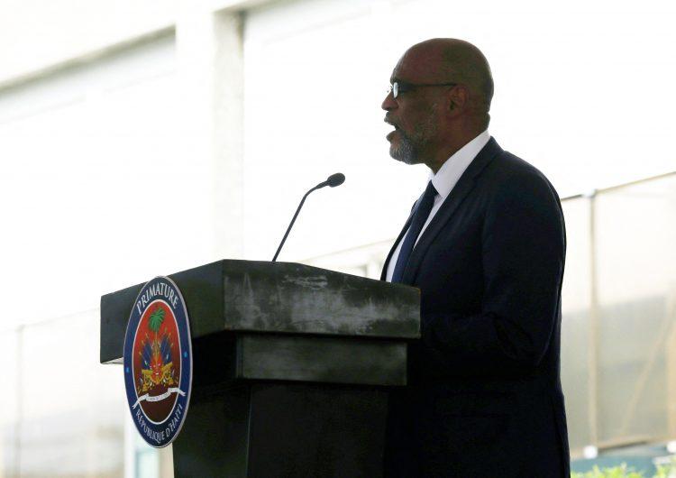 Nuevo primer ministro de Haití promete orden y elecciones
