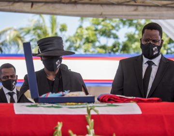 Haití: Disparos y protestas en el funeral del presidente asesinado Moïse
