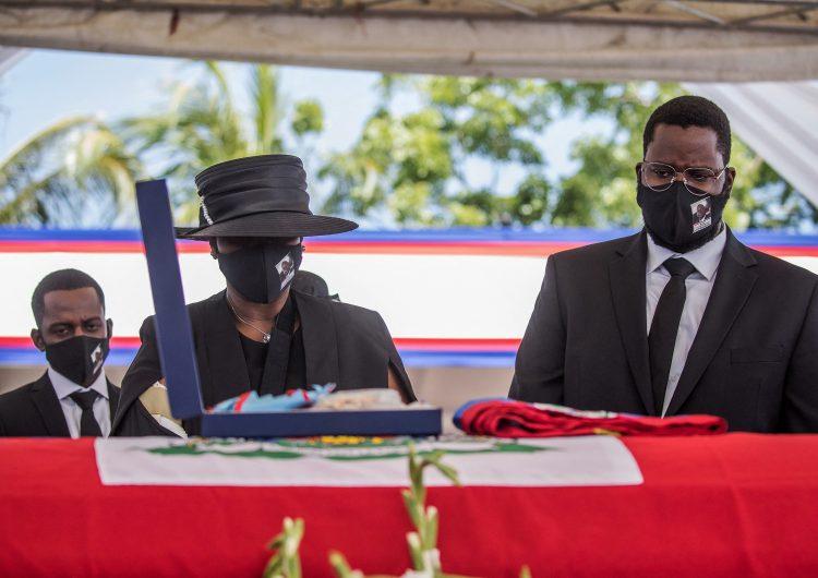 Haití funerales Moïse