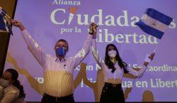 Nicaragua: Un ex guerrillero y una ex reina de belleza…