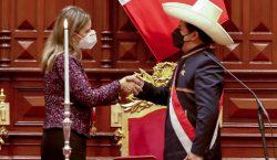 Perú: Castillo anuncia reforma a la Constitución como primera acción…