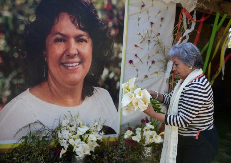 Ejecutivo de hidroeléctrica, culpable del asesinato de la ambientalista hondureña Bertha Cáceres