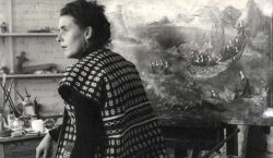 Leonora Carrington: un diario íntimo de cuentos, magia y naturaleza