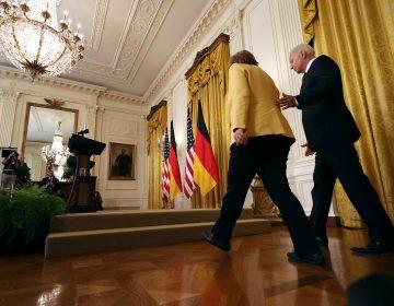 Alemania y EU llegan a acuerdo sobre gasoducto Nord Stream