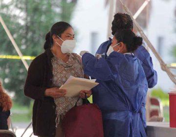 11 y 12 de julio la SEGUNDA DOSIS AstraZeneca en Puebla capital a personas de 50 años y más