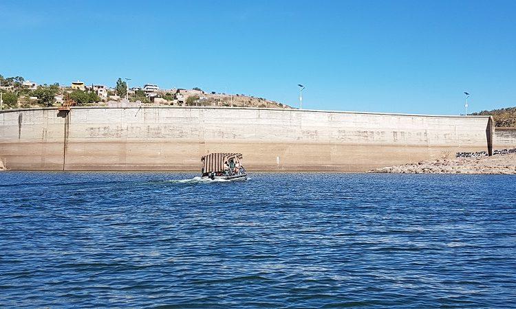 Cuatro presas de Aguascalientes a más del 90% de su capacidad