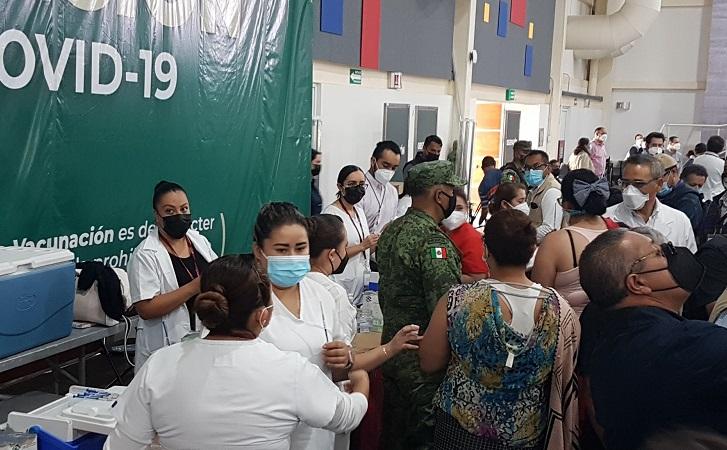 Mañana última jornada de vacunación de adultos de 30 a 39 años en Aguascalientes