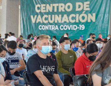 Este viernes se vacunará a jóvenes de 18 a 29 años de El Llano, Tepezalá y San Francisco de los Romo