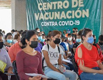 Próxima semana se vacunará a jóvenes del municipio de Aguascalientes