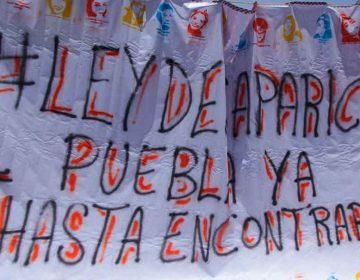A la congeladora Ley del aborto y Ley de Desaparecidos en Puebla