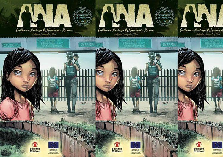 'Ana': historia de una niña hondureña que le habla de migración a las infancias
