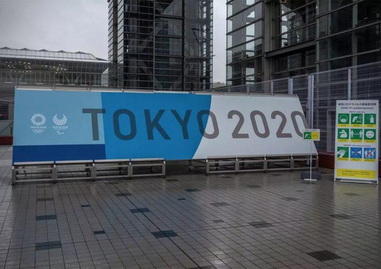 Atletas olímpicos dan positivo a covid-19 en Japón; contagios se aceleran previo a los juegos