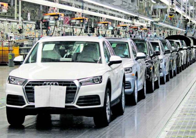 Producción de Q5 de Audi se detendrá del 26 al 28 de julio: Sitaudi