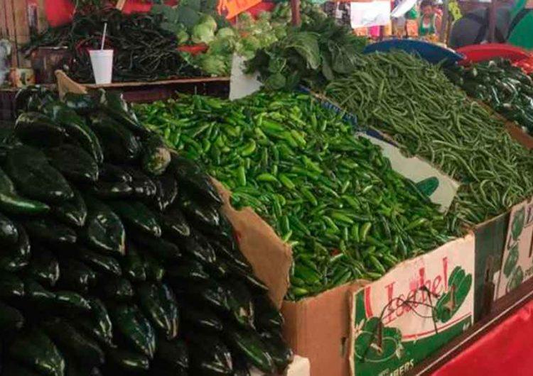 Aumenta el precio del chile poblano
