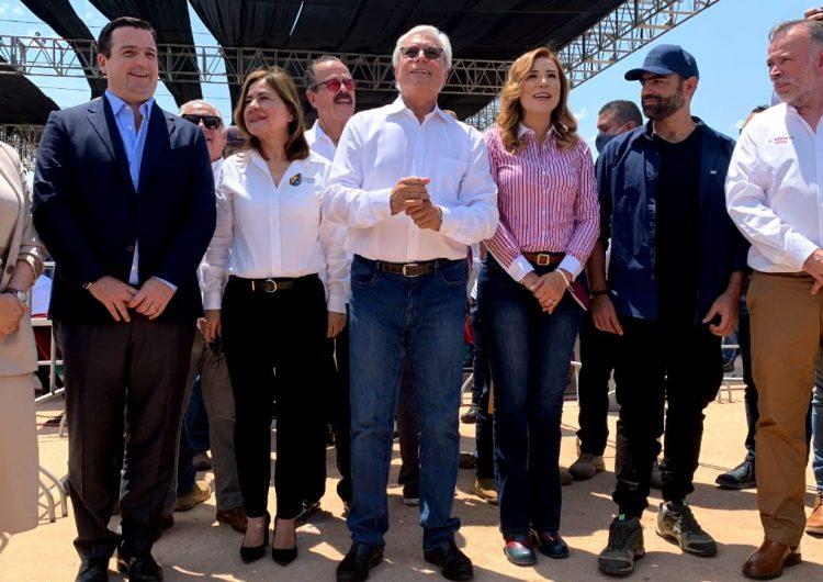 Pide senadora León investigar construcción de planta fotovoltaica