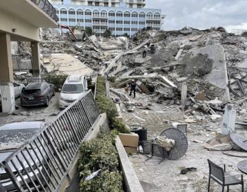 EU: 46 muertos y 94 desaparecidos, el nuevo saldo tras derrumbe de edificio de Florida