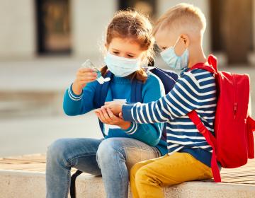 ONU recomienda realizar pruebas covid a niños con síntomas y en población de riesgo