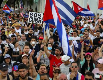 Cuba: estallido social desata reacciones internacionales