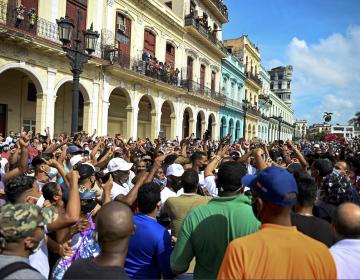 Protestas en Cuba son un grito desesperado a un gobierno que no escucha: Amnistía Internacional