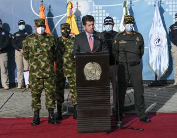 Mercenarios colombianos tenían orden de entregar al presidente Moïse a la DEA: policía de Colombia