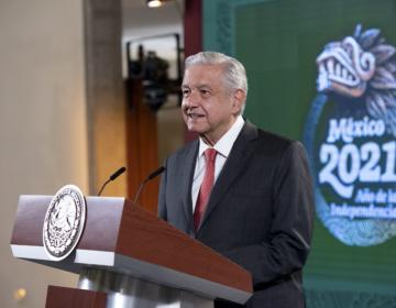 Pegasus: el presidente López Obrador descarta denunciar espionaje en su contra