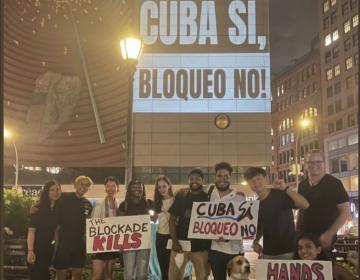 'Dejar vivir a Cuba': más de 400 líderes y activistas de todo el mundo exigen a Biden acabar con el bloqueo a la isla