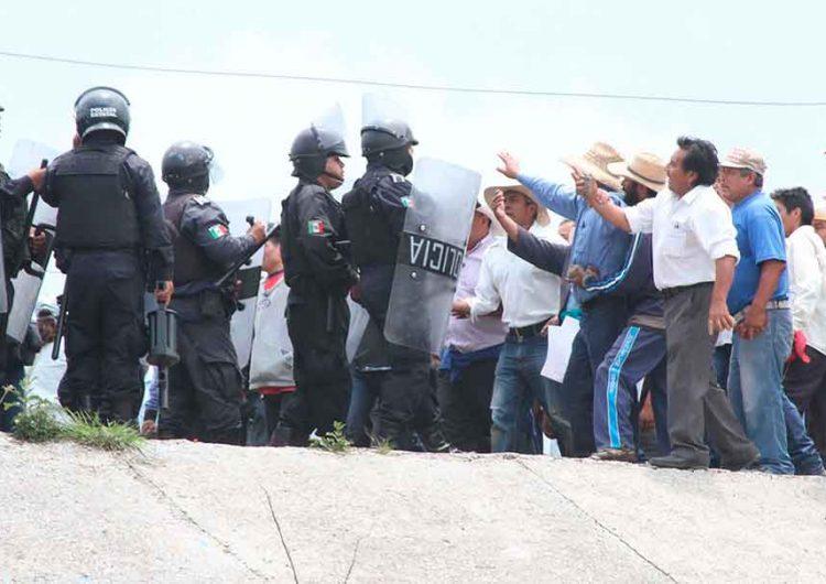 Represión policíaca en Puebla donde murió un niño no quedará impune: MBH