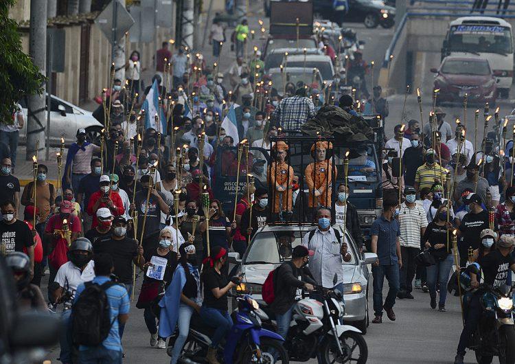 Balas, burocracia y falta de dinero son detonantes del hambre en Centroamérica: ONU