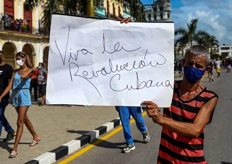 ¿Quién está detrás de la censura a las protestas en Cuba? ¿China podría estar relacionada?