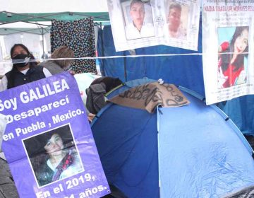Cumplan su palabra, exigen a diputados poblanos sobre Ley de Desaparecidos