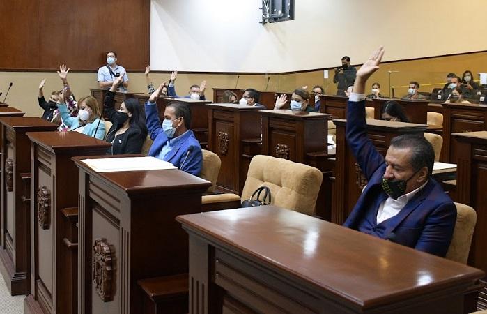 Aprueba Congreso Estatal nombramientos de titular de PROESPA y fiscal electoral