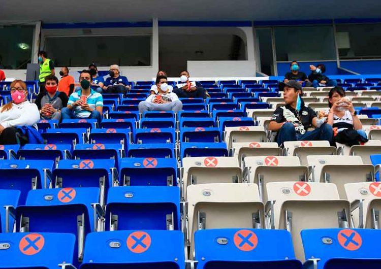 Disminuyen aforo en el estadio Cuauhtémoc para el Puebla vs Chivas