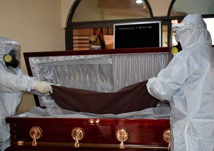 El índice de mortalidad por Covid-19 en Puebla es de 14.48%