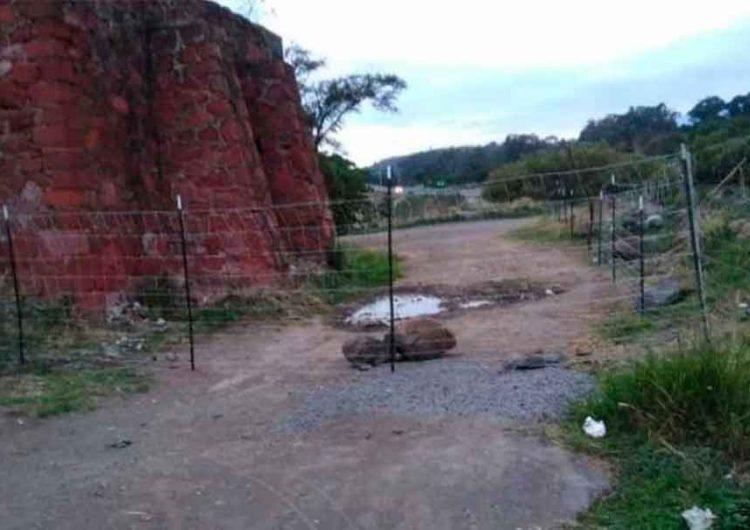 Empresa de legumbres se adueña de calles en Atlixco, Puebla