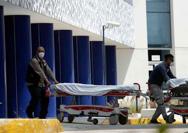 En Puebla 293 nuevos enfermos de Coronavirus en un día