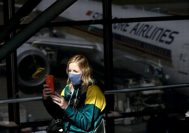 Cómo afectará la prohibición de público en los juegos olímpicos a la demanda de combustible para aviones