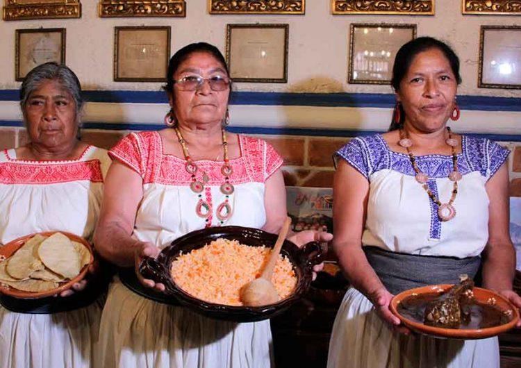 Feria del Mole en Calpan, Puebla