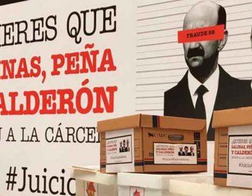 Frenan Consulta Popular para enjuiciar a ex presidentes en Puebla