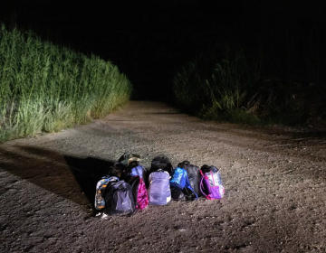 'Huimos de Honduras por miedo a morir, y un oficial de migración abusó de mi niña'