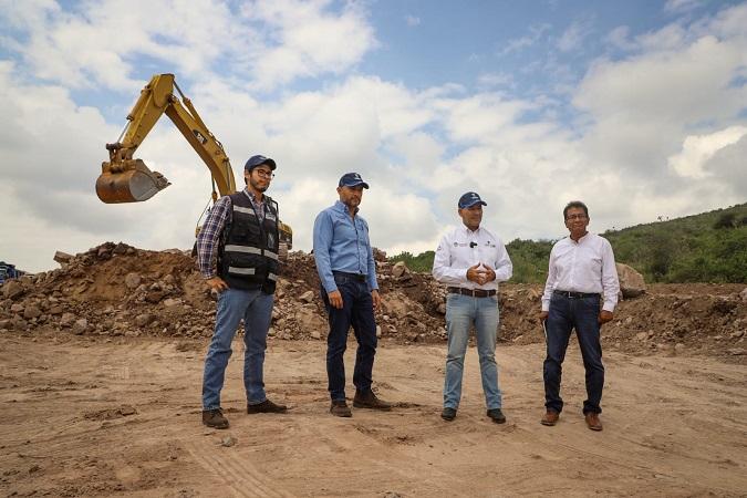 A un 40% obras de construcción del libramiento carretero de Aguascalientes