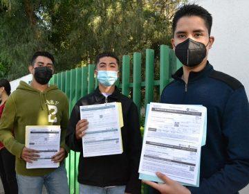 Más de 55 mil jóvenes de 18 a 29 años se han vacunado contra el Covid-19 en Aguascalientes