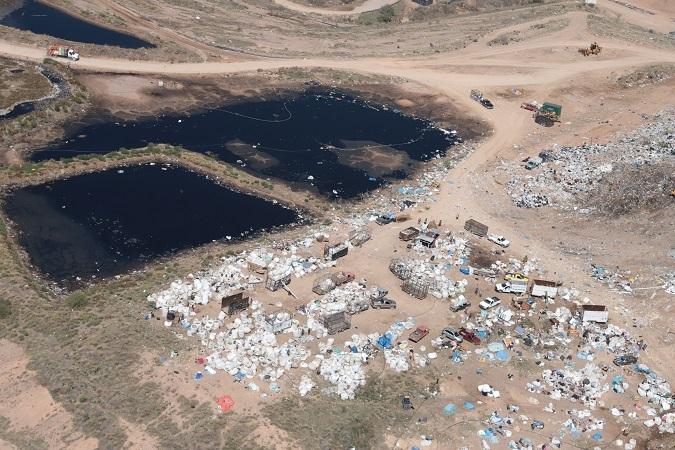 Sin resolverse anomalías en el relleno sanitario de Aguascalientes: ambientalistas