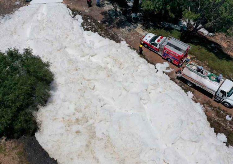 Investigarán fuentes de contaminación de la presa Valsequillo en Puebla
