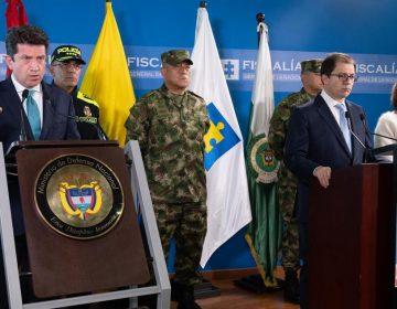 Colombia acusa a Maduro de albergar 'terroristas'; capturan a 3 implicados en el atentado contra Duque