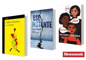 Tres libros que alientan a la reflexión