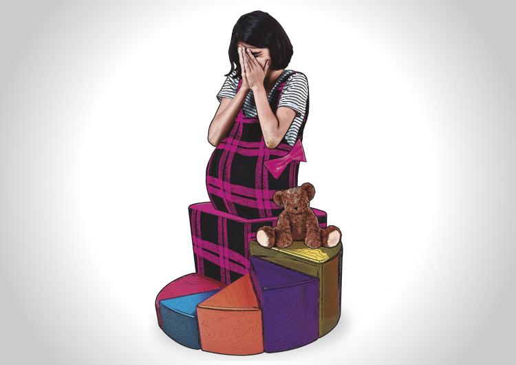 Coahuila: 10 años con récords de madres adolescentes