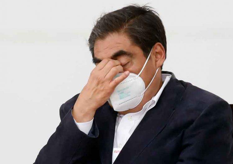 Miguel Barbosa considera que caso de Mario Marín debe ser investigado a profundidad