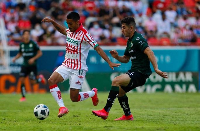 Necaxa debuta con el pie izquierdo en la primera jornada del torneo de la Liga MX