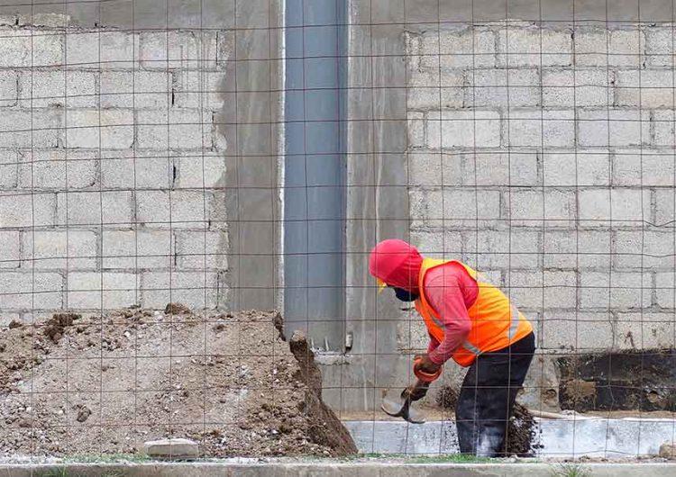 Nula recuperación de empleo en el sector constructor de Puebla