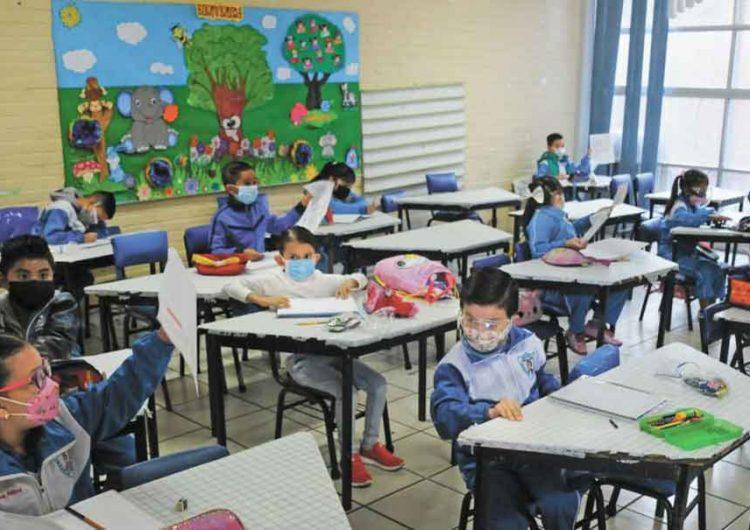 Pese a incremento casos Covid, Puebla mantiene fecha de regreso a escuelas